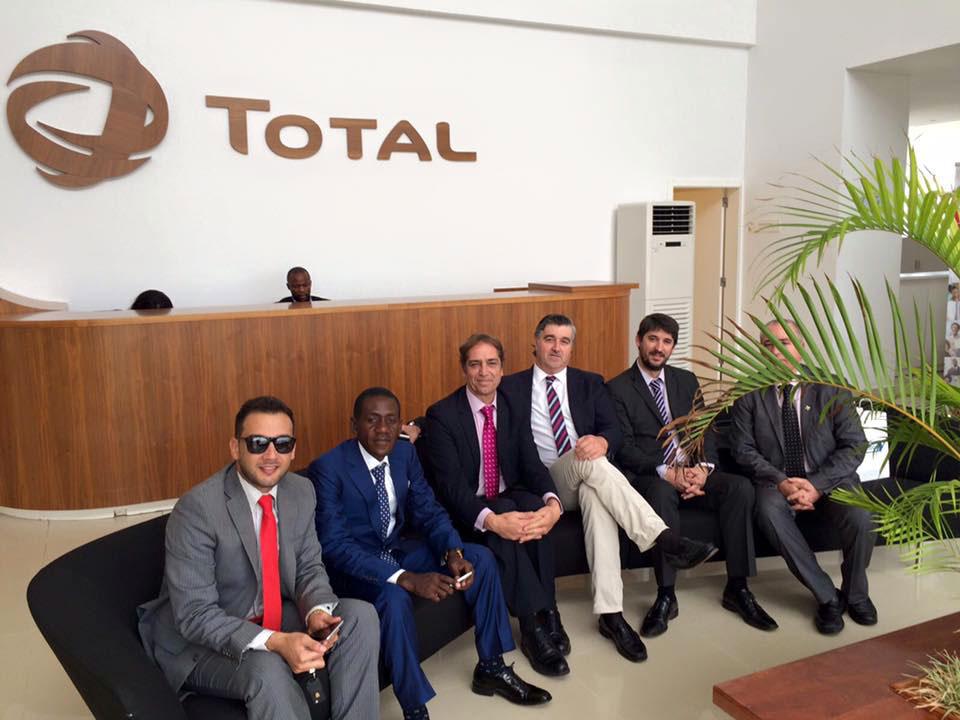 Visita comercial a Guinea Ecuatorial