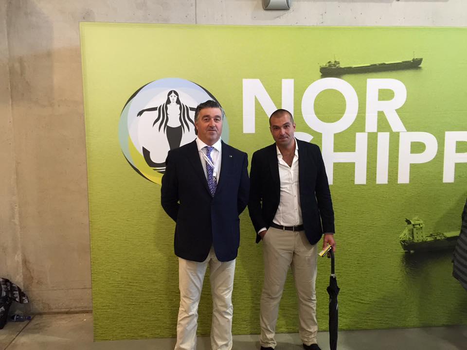 Feria Norshipping en Oslo, Noruega